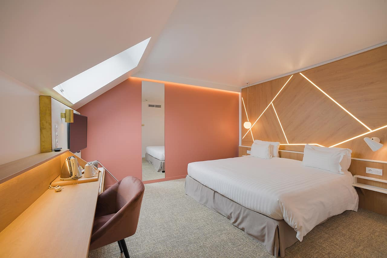 Hotel Paris Meudon Ermitage, Home