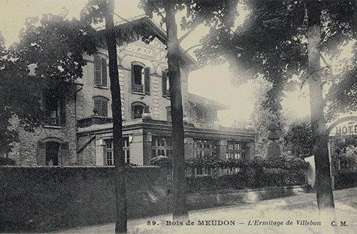 Esprit Hôtel Paris Meudon Ermitage, Esprit