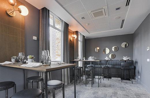 Restaurant Hôtel Paris Meudon Ermitage, Restaurant