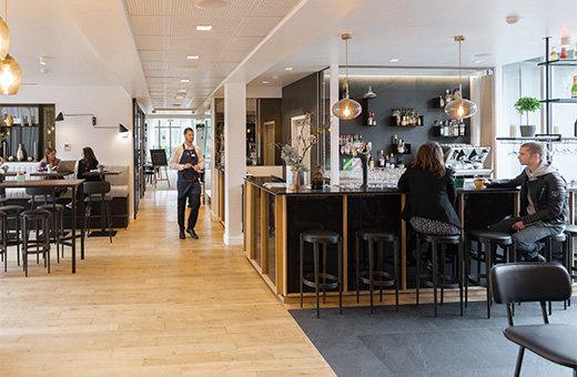Restaurant Hotel Paris Meudon Ermitage, Restaurant